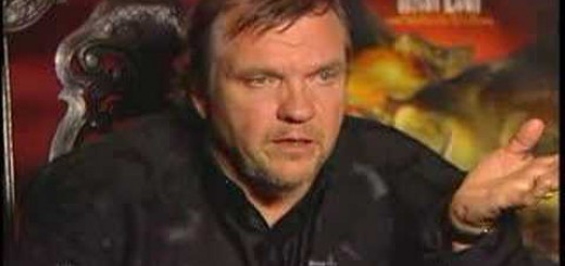 MEAT LOAF UNVEILS BAT OUT OF HELL 3
