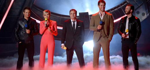 The 2015 MTV Movie Awards - Show